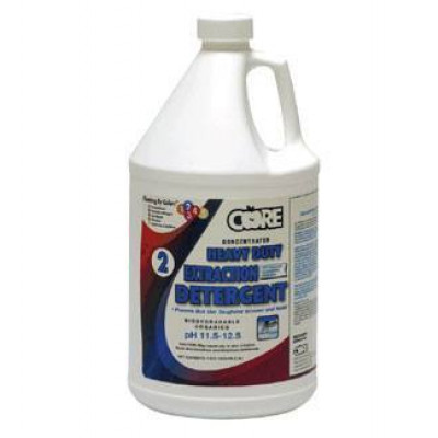 Core Heavy Duty Extraction Carpet Cleaning Detergent