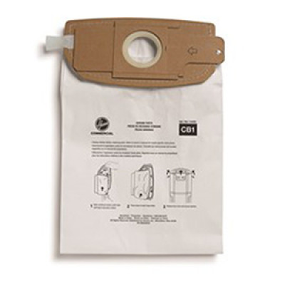 Hoover Commercial Standard Replacement Bags for 6Q Hushtone Back Pack
