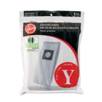 Hoover® 'Y' Type Vacuum Bags for WindTunnel® Vacs - 3 Pack