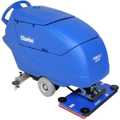 Clarke® Focus® II Boost® 28 inch Orbital Auto Scrubber (Slightly used)