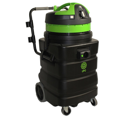 IPC Eagle Dual Motor Wet/Dry Vacuum - 24 Gallon Poly Tank