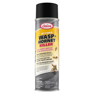 Freezing Aerosol Wasp and Hornet Killer