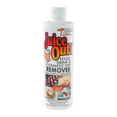 Juice Out! Blood, Berries & Wine Stain Remover - 12 Quarts