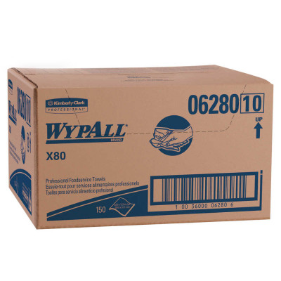 WYPALL X80 Foodservice Towels