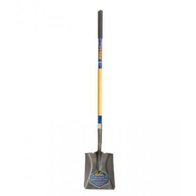 Kodiak Fiberglass Square Point Shovel