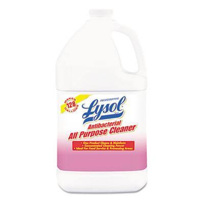 Lysol® Antibacterial All-Purpose Cleaner - Case of 4 Gallons