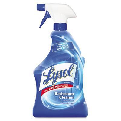 Disinfectant Bathroom Cleaners