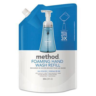 Foaming Sea Minerals Hand Wash Refill