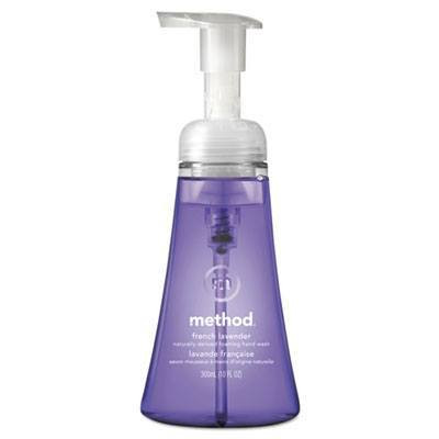 Pump Dispenser Lavender Foaming Hand Wash