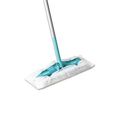"Case of 10"" Wide Swifer Mops"