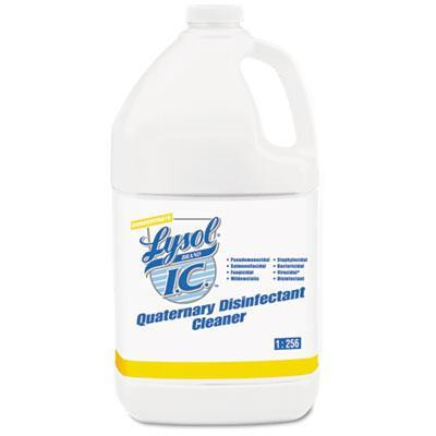 Case of Quaternary Disinfectant Cleaner