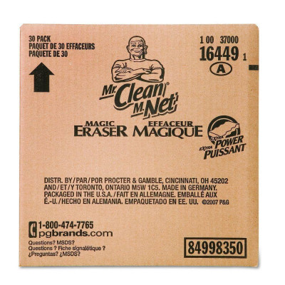 Mr. Clean Magic Eraser Cae of 30, 16449