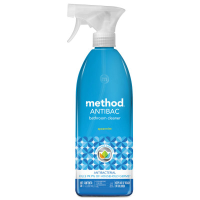 Bathroom Antibacterial Spray, Spearmint