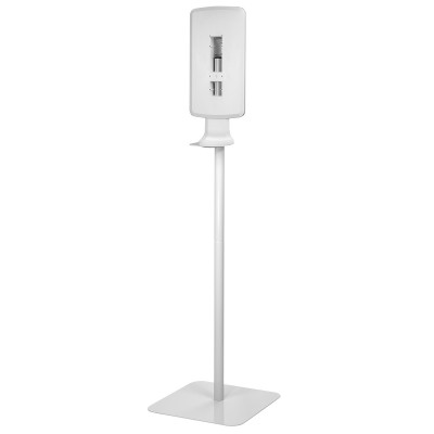 Nyco® Hand Sanitizer 48 inch Tall Metal Dispenser Stand