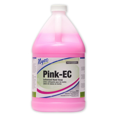 Nyco® Pink-EC Lotionized Bulk Hand Soap
