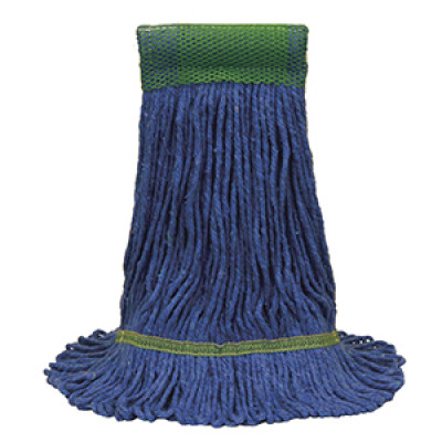 Looped Large Blue Wet Mop