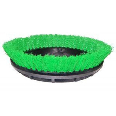 Oreck® Green Medium Duty Scrub Brush