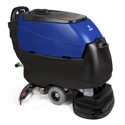 Pacific Floorcare 28 inch Battery Powered S-28 Floor Scrubber (22 Gallon)