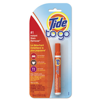 Case of Tide To Go Stain Remover Pens