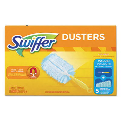 Case of Swifer Duster Starter Kits