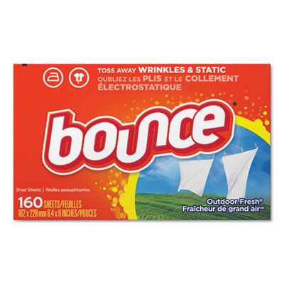 Case of Bounce Outdoor Fresh Fabric Softener Sheets