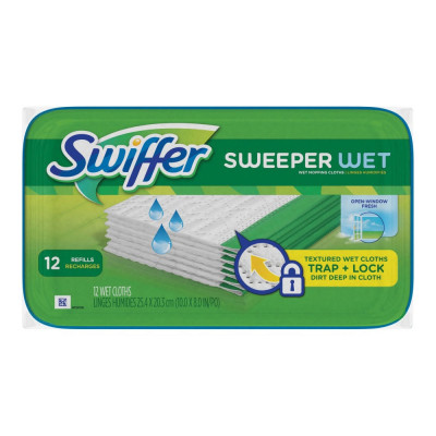 Swiffer Sweeper Wet Mopping Refills