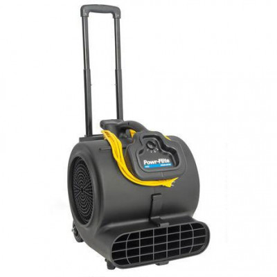 Powr-Flite® 'Traveler' Air Mover with Transport Handle & Wheels