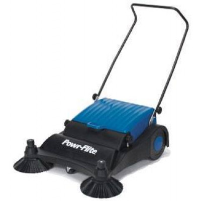Manual Push Sweeper for Parking Lots