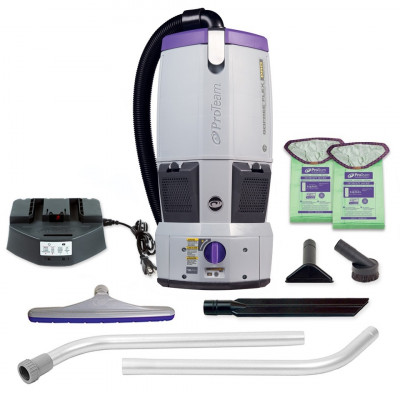 ProTeam Battery Powered Backpack Vacuum