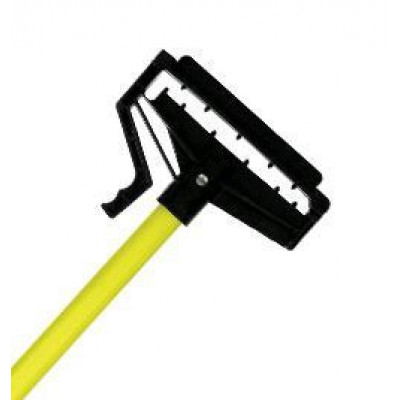 Hands Free Quick Change Wet Mop Handle