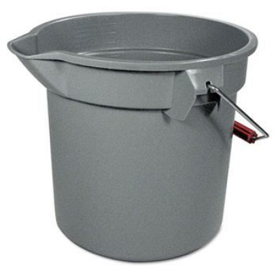 Rubbermaid Brute Round 14 Quart Bucket