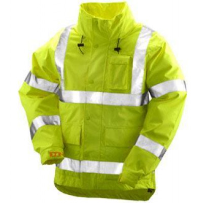 Reflective Waterproof Rain Jacket
