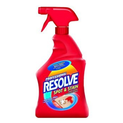 Professional Resolve Carpet Spot & Stain Remover