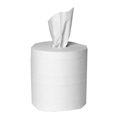 White Center Pull Paper Toweling