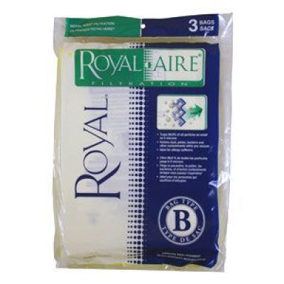 Royal Hotel Upright Vac Bags