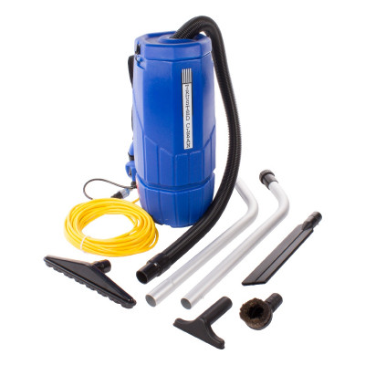 Trusted Clean 10 Quart Backpack Vacuum Cleaner