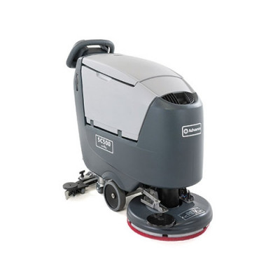 "Advance SC500™ 20D Commercial 20"" Battery Floor Scrubber with pad driver"