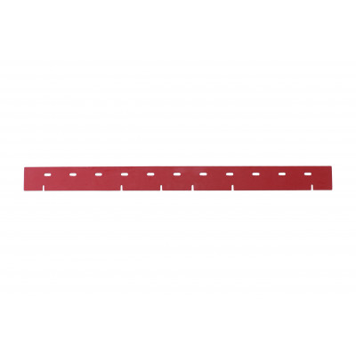 Red Linatex Viper 18C/20 Squeegee, Front