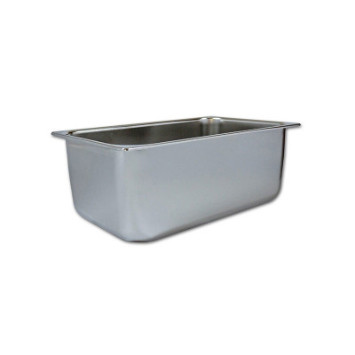 Stainless 29 qt Cleanroom Mopping Bucket