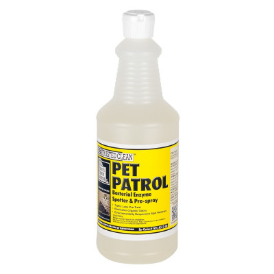 Trusted Clean 'Pet Patrol' Urine & Feces Stain Remover - Case of 6 Quarts