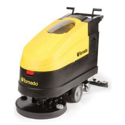Tornado® EZ20 Floorkeeper® Automatic Floor Scrubber - 20 inch Head (Pad Driver Included)