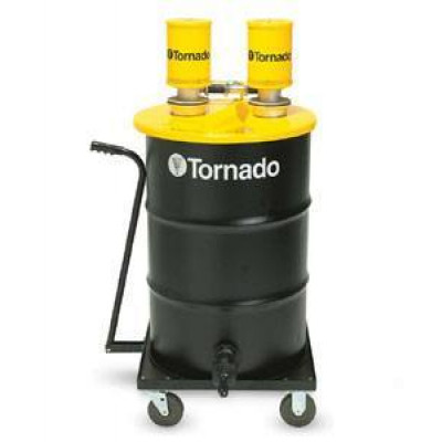Tornado® Air Powered Oil Vacuum - Dual Internal Filters