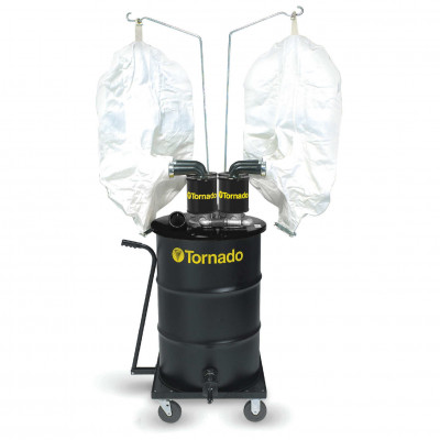 Tornado Quad Air Jumbo Wet/Dry Vacuum
