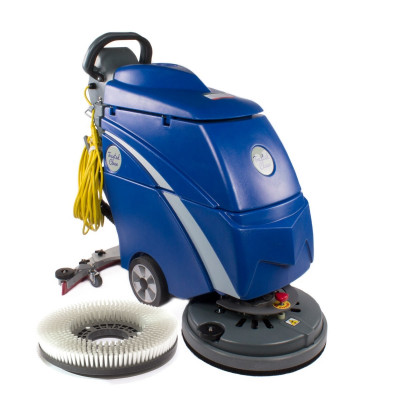 Trusted Clean 'Dura 18HD' Cord Electric Automatic Floor Scrubber w/ Brush (Like New)