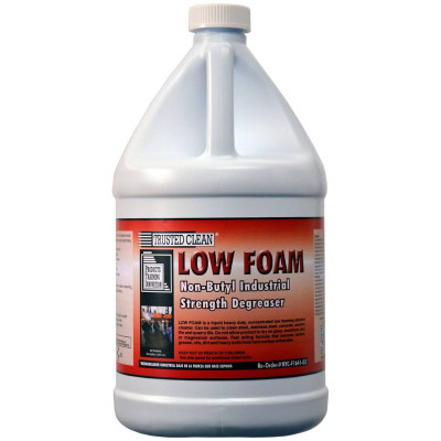 Trusted Clean 'Low Foam' Floor Degreaser