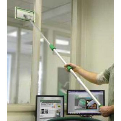 Unger® SpeedClean™ Indoor Microfiber Window Cleaning Kit