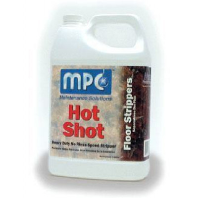 Misco MPC Hot Shot VCT Tile Floor Stripping Chemical