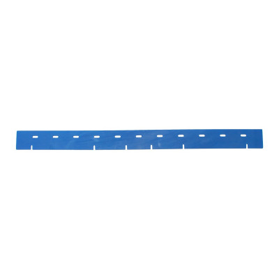 Front Squeegee for Viper 18C/20 , Blue