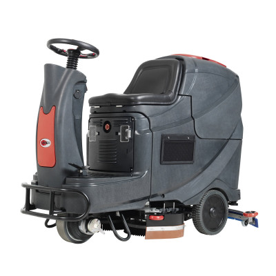 """Viper AS850R 32"""" Rider Automatic Floor Scrubber - 31 Gallons"""