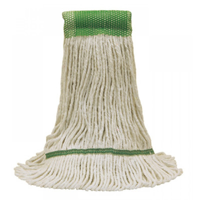 MaxiClean Looped End Large White Wet Mop